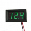 "DC Digital Voltmeter Module 0.56"" DC4.5V-30.0V (Green Color)"