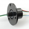 Slip Ring with Flange - 22mm diameter, 6 wires, max 240V @ 2A (ของแท้จาก Adafruit)