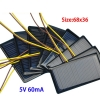 Solar Cell (5V, 60mA, 0.3W)