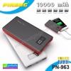 PINENG PN-963 Power bank แบตสำรอง 10000 mAh แท้ 100% ราคา 399 บาท ปกติ 1,260 บาท