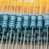 Resistor 1/4W 1% แพ็คละ 100 ตัว (ดูสินค้าย่อย)