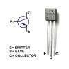2N3904 Transistor (Pack ละ 5 ตัว) NPN General Purpose Amplifier