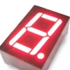 0.56 inch Seven Segment 1 Digit Red (Common Cathode) 12.7 x 19.1 x 8.1mm - 5611AS