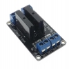 2 Channel 5V Solid State Relay (SSR) with Fuse 250V 2A