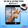 ฟิล์มกระจก iPhone 7 Recci 3D HD & ULTRA THIN ราคา 135 บาท ปกติ 405 บาท