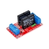 Keyes 2 Channel Solid State Relay Module (SSR) Red PCB