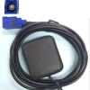 Dual-mode GPS + Beidou Antenna - Magnetic Mount (FAKRA female 3 meter)