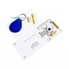 RFID / NFC Module (PN532) - White PCB + Free 1 Tag (M1) and 1 Card (S50)