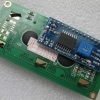 1602 Module 16x2 LCD Display + I2C Interface (Blue Backlight)