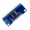16-Channel Analog/Digital MUX Breakout - CD74HC4067 (PCB สีน้ำเงิน)