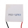 TEC1-12703 12V 3A Thermoelectric Peltier Cooler 30x30mm
