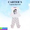 ชุดเด็กอ่อน CARTER`S CAPTAIN BOAT GIRL ราคา 220 บาท ปกติ 660 บาท