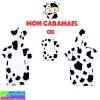 ชุด บอดี้สูท MON CARAMEL วัว ราคา 205 บาท ปกติ 615 บาท