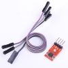 AT24C02 (256 Byte) I2C Interface EEPROM Memory Module พร้อมสายไฟ
