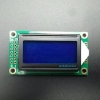LCM0802A 5V 8x2 Character LCD 0802 (Blue with Backlight)