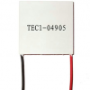 TEC1-04905 5V 5A Thermoelectric Peltier Cooler 30x30mm