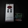PT2262/PT2272 6-way Wireless Remote Control Kit M6 Receiving Board with 6-key Remote Control (C1B4)