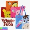 กระเป๋าถือ winnie the pooh ลิขสิทธิ์แท้ ราคา 230 บาท