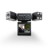 กล้องติดรถยนต์ 2เลนส์ H300S