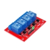 4 Channel Relay (Opto-Isolated) 5V 10A รีเลย์ 4 ช่อง 5V 10A (red PCB)