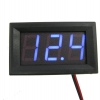 "DC Digital Voltmeter Module 0.56"" DC4.5V-30.0V (Blue Color)"