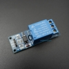 12V 1 Channel Relay High-Level Trigger Relay Module (with Optocoupler)