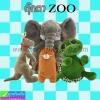 ตุ๊กตา สัตว์ ZOO ราคา 249-490 บาท ปกติ 750-1,450 บาท