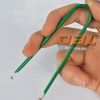 คีมหนีบ IC - Plastic protection Clip Pliers Circuit Board IC Chip Extractor Removal Tool สีเขียว