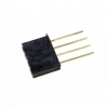 1X4 Pin 11mm Long Single Row Female Header 2.54mm Pitch Straight