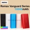 Power bank Remax Vanguard series 10000 mAh RM1-001 ลดเหลือ 549 บาท ปกติ 1,425 บาท