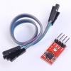 AT24C08 (1KByte) I2C Interface EEPROM Memory Module พร้อมสายไฟ