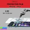 ฟิล์มกระจก iPhone 7 Plus Recci PROTECTIVE FILM 2.5D ราคา 85 บาท ปกติ 255 บาท