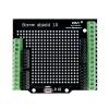 Proto Screw Shield-Assembled (Arduino Compatible) Black PCB