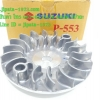 (Suzuki) ชุดล้อขับสายพานหน้า ตัวนอก Suzuki STEP 125 แท้