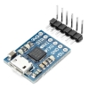 micro USB to TTL Serial Converter (ชิบ CP2102) for Arduino Pro mini / Lilypad