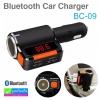 ที่ชาร์จในรถ Bluetooth Car Charger BC-09 ลดเหลือ 360 บาท ปกติ 900 บาท