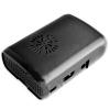 Raspberry Pi 2/3 Shell Case Box Black กล่อง เคส Raspberry Pi 2/3 สีดำ ติดพัดลมเพิ่มได้