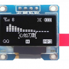 "OLED Display Module 0.96"" 128X64 (White Color) - I2C Interface"