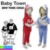 ชุด เสื้อกางเกง เด็ก Baby Town NEW YORK ราคา 240 บาท ปกติ 720 บาท