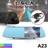 กล้องติดรถยนต์ E-Cher A23 2 กล้อง หน้า/หลัง ราคา 1,300 บาท ปกติ 3,250 บาท