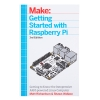 หนังสือ Getting Started with Raspberry Pi Model 3/2 - 3rd Edition (186 หน้า)