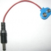 DC Jack for 9V Battery
