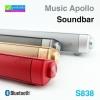 ลำโพง บลูทูธ Music Apollo Soundbar S838 ราคา 660 บาท ปกติ 1,650 บาท
