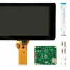 Raspberry Pi 7 inch LCD Touchscreen - Official Element 14
