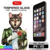 ฟิล์มกระจก iPhone 6/6S XO แบบไม่เต็มจอ ราคา 100 บาท ปกติ 300 บาท