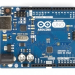 Arduino UNO SMD R3 (Board from Italy) + Free USB Cable