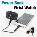 Wrist Watch Power Bank 1500 mAh ราคา 390 บาท ปกติ 1,930 บาท