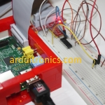 Raspberry Pi - Analog Input with ADC (MCP3208)