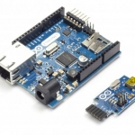 Arduino Ethernet WITHOUT PoE + USB2SERIAL