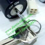 ชุดสวิทช์กุญแจชุดใหญ่ Kawasaki KR 150 แท้